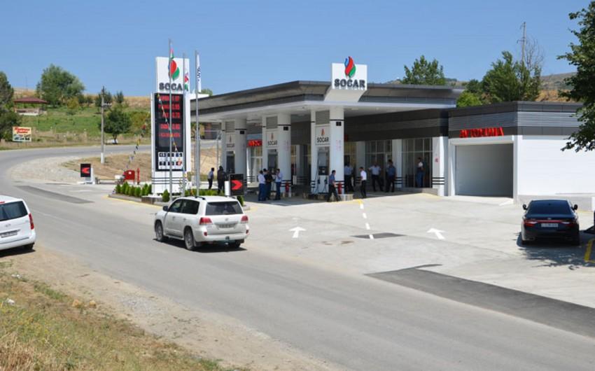 Azərbaycanda SOCAR brendi altında 22-ci yanacaqdoldurma məntəqəsi açılıb