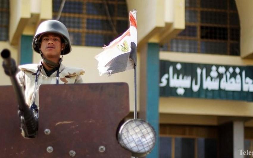 Sinay yarımadasına hücum nəticəsində 25 nəfər öldürülüb