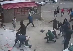 Gürcüstan DİN Dmanisidəki kütləvi dava ilə bağlı istintaq aparır