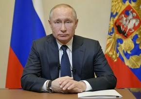Putinin general rütbəsi almamasının səbəbi açıqlanıb