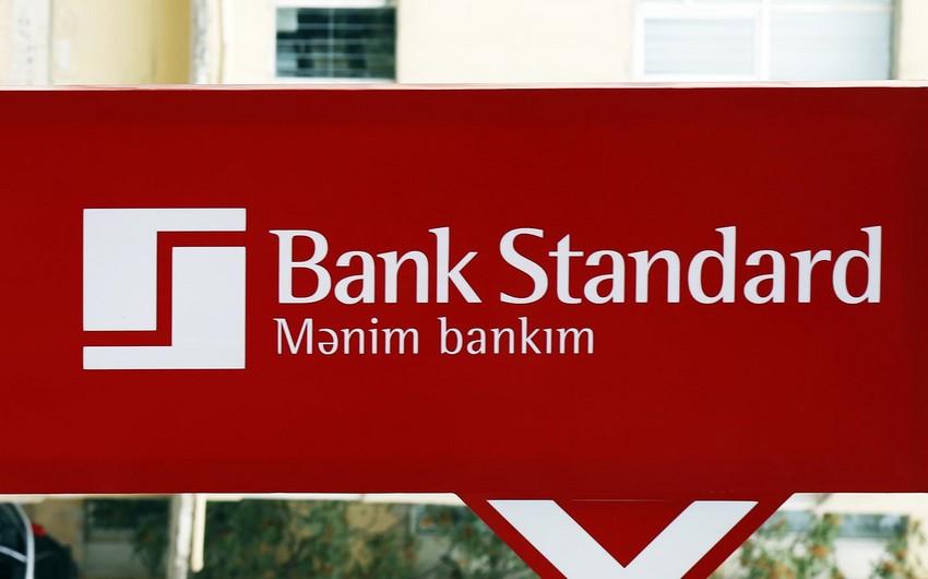 """Məhkəmə """"Bank Standard""""ın iddiasını təmin etməyib"""