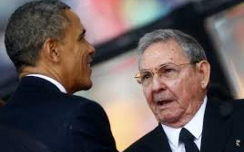 Obama Kuba siyasətində dönüşün başlanğıcını elan edib