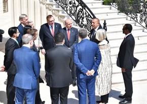Prezident: Azərbaycanın xarici siyasət kursu bütün ölkələrlə əməkdaşlığın gücləndirilməsi məqsədini daşıyır
