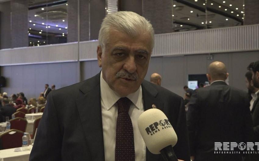"""Şamil Ayrım """"Dostluq"""" ordeni ilə təltif edildi"""