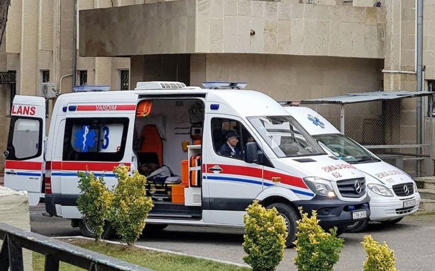 Şamaxıda 55 yaşlı kişi bədbəxt hadisə nəticəsində dünyasını dəyişib