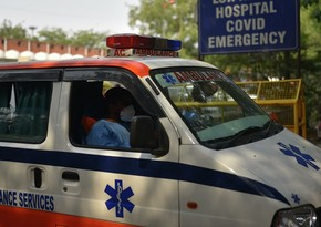 India sets new record for daily COVID cases
