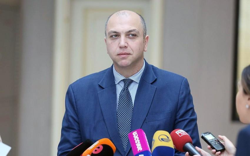 Gürcüstanda problemli yolun inşasını Azərbaycan şirkəti həyata keçirə bilər