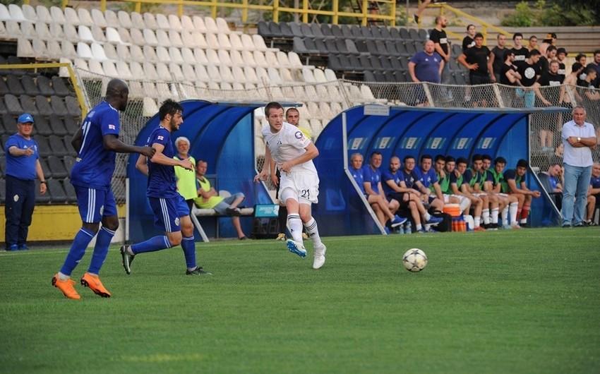 Gürcüstan klubunun 5 futbolçusu danışılmış oyunda iştirak şübhəsi ilə cəzalandırılıb - VİDEO
