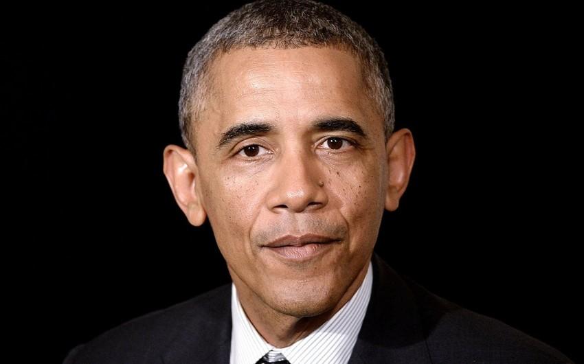 Obama sosial şəbəkədə telefonunun nömrəsini paylaşdı