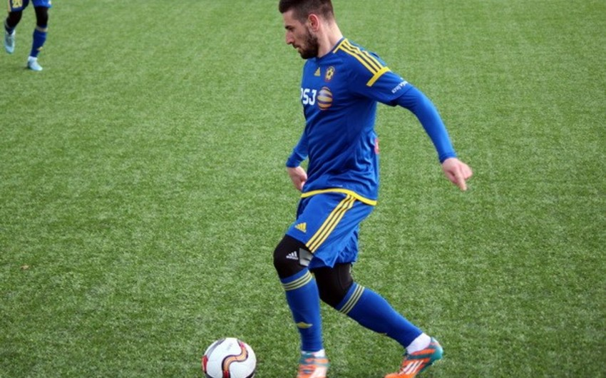 Zira FC to sign contract with Macedonian player