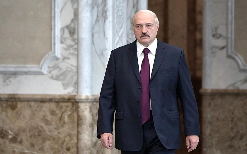 Litva Lukaşenkonun girişinə qadağa qoydu