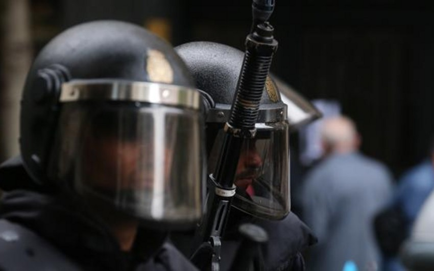 Kataloniya otellərindən 500-dən çox ispan polisi çıxarılıb