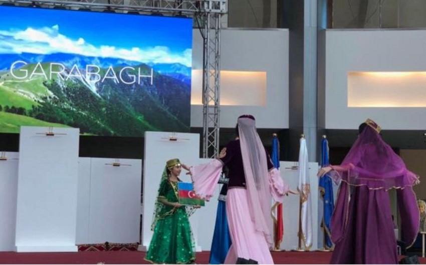 Azərbaycan BƏƏ-də keçirilmiş beynəlxalq mədəniyyət və kulinariya festivalında təmsil olunub