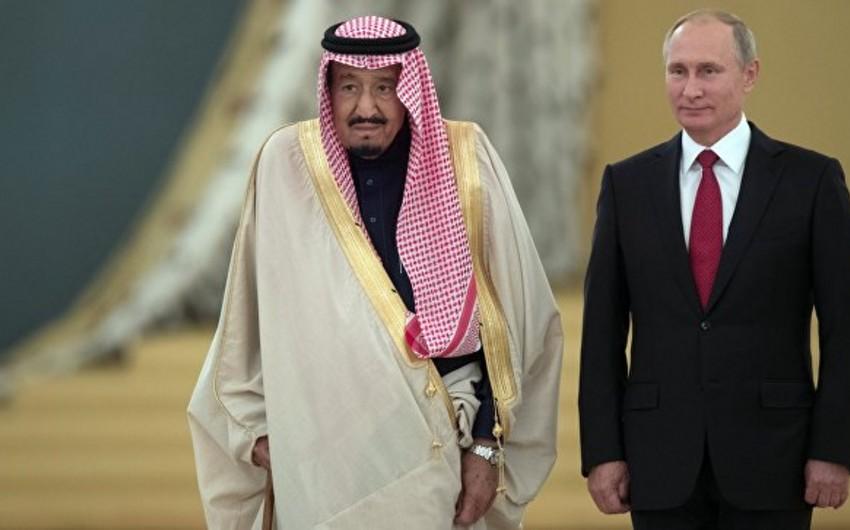 По итогам встречи Владимира Путина с королем Саудовской Аравии подписаны ряд документов - ДОПОЛНЕНО