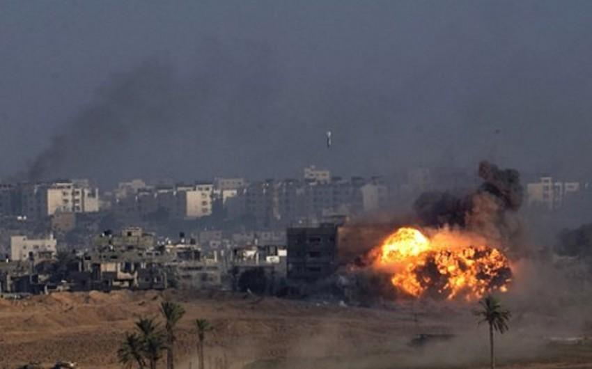 ВВС Израиля нанесли удары по военным объектам сектора Газа
