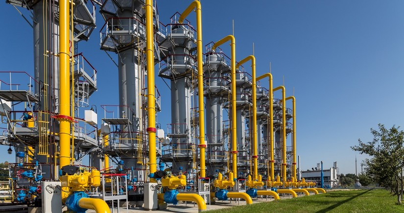 Хранить газ в украинских хранилищах начали компании из стран Азии
