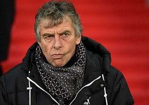 Fransa klubunun baş məşqçisi istefa verdi