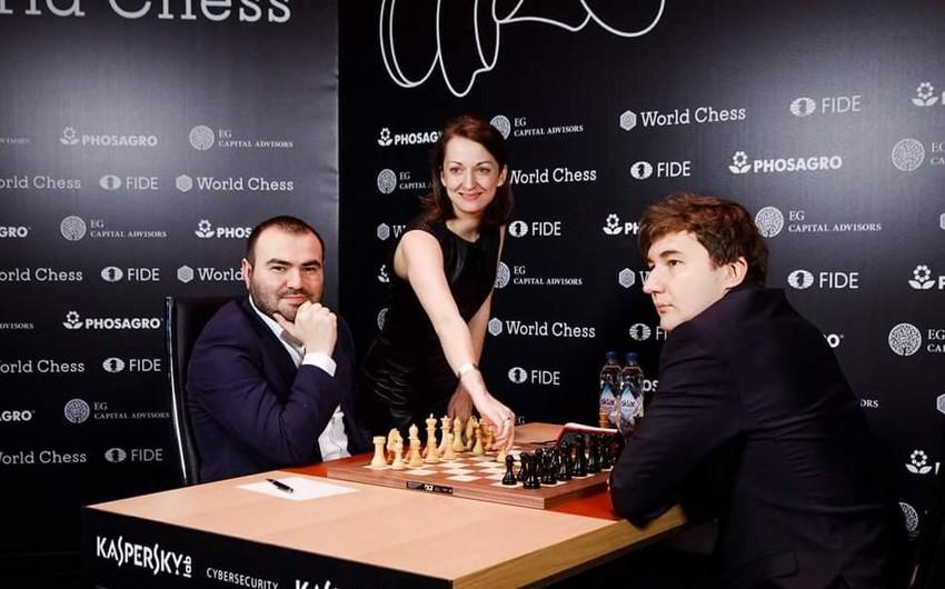 İddiaçılar turniri: Səkkiz turdan sonra Karuana vahid liderdir - YENİLƏNİB