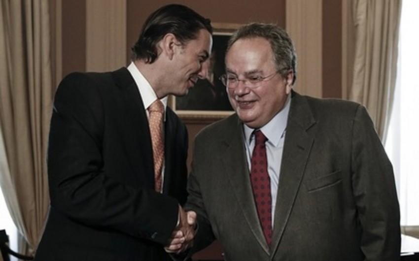 ABŞ Yunanıstan hökümətini TAP-ı seçməyə çağırıb