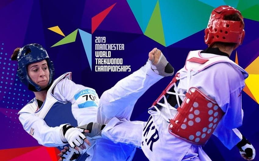 Azərbaycan taekvondo millisi dünya çempionatının ilk gününü medalsız başa vurub