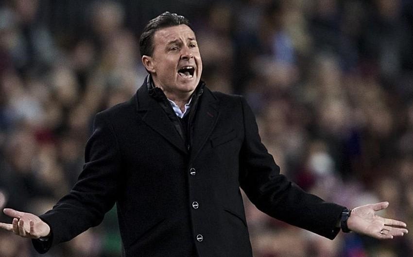 Депортиво расстался с главным тренером