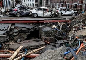 Новое наводнение началось на юге Бельгии