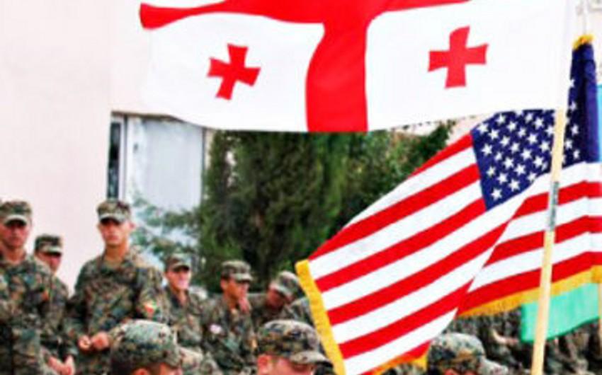 США построят в Грузии военную базу