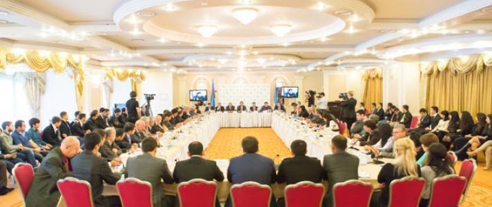 В Киеве планируется проведение IV Всеукраинского форума азербайджанцев