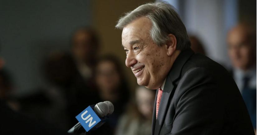 Генеральный секретарь ООН поблагодарил Азербайджан