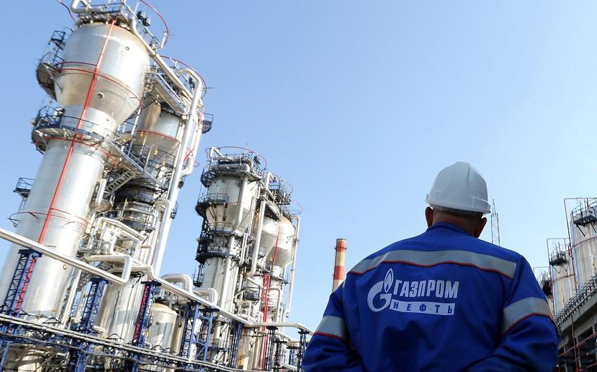 """""""Gazprom"""" şirkəti """"Türk axını""""na bu il 370 mln. dollar sərmayə qoyacaq"""