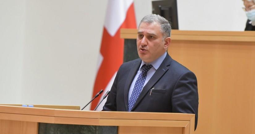 Gürcüstanın hakim partiyası azərbaycanlı gənclə bağlı açıqlama yayıb