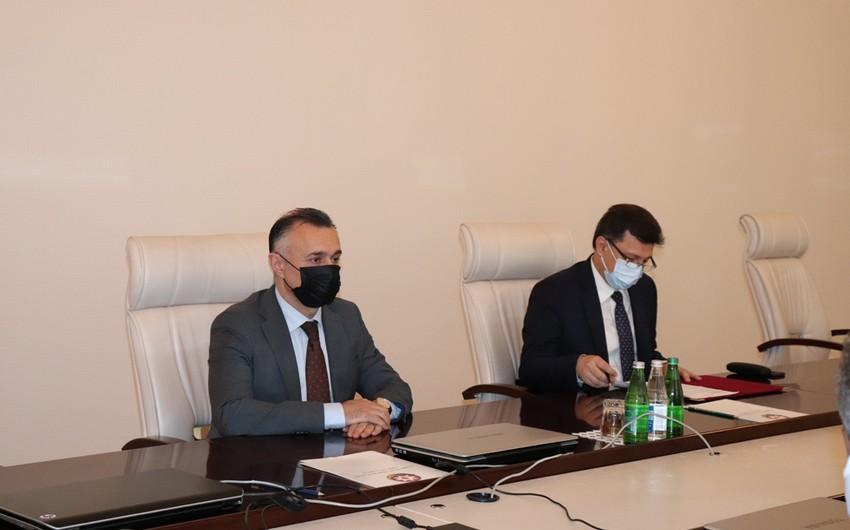 Teymur Musayev Türkiyə ilə səhiyyə sahəsində əməkdaşlıqdan danışıb