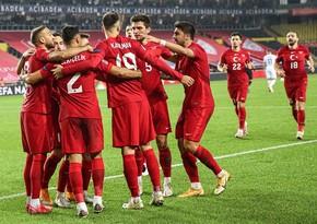Türkiyə millisinin oyununun yeri dəyişdirildi