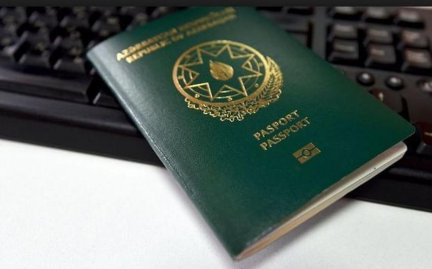 Названо число граждан Азербайджана, которым запрещен въезд в Украину