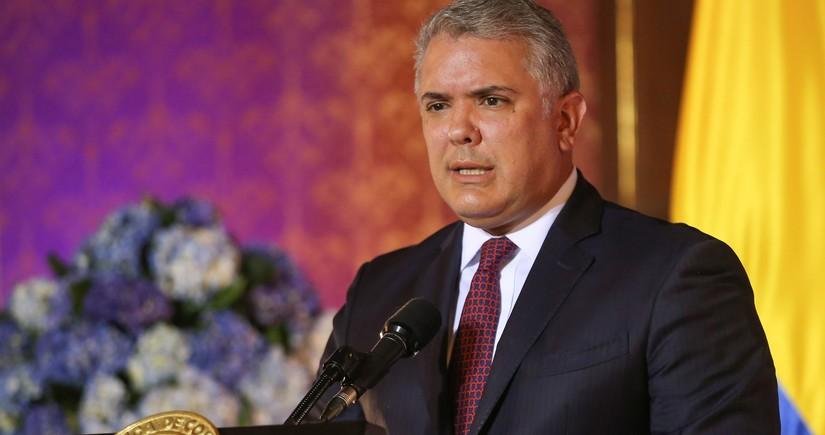 Kolumbiya prezidenti: Venesuela terrorizmə himayədarlıq edir