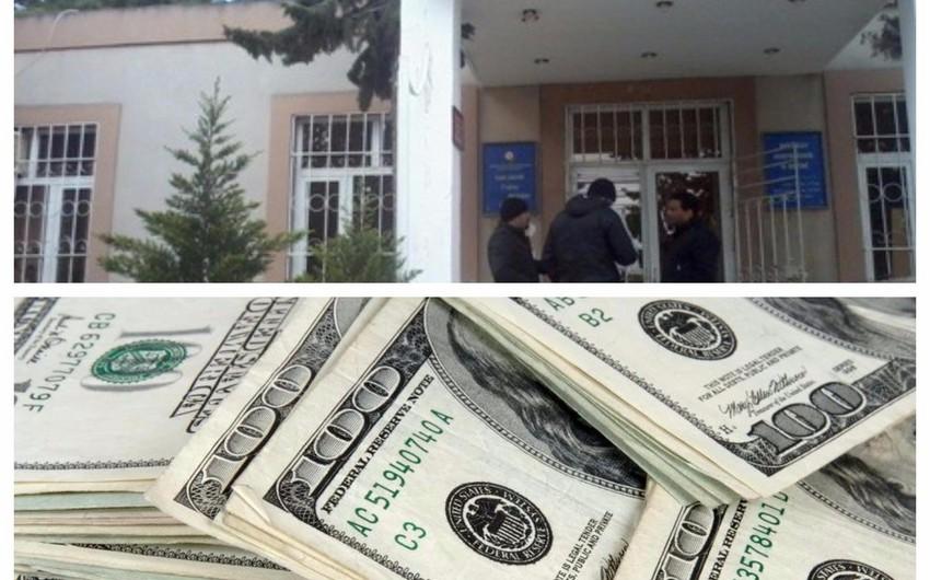 Bakı sakini hədələnərək 720 min dollarlıq borc sənədinə imza atıb