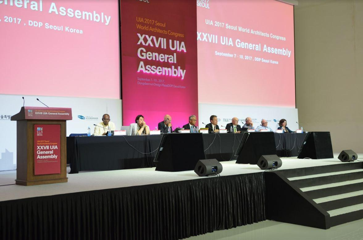Heydar Aliyev Foundation represents Azerbaijan in World Architects Congress