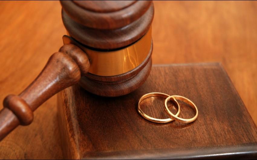 Naxçıvanda nikahların sayı azalıb, boşanmalar artıb