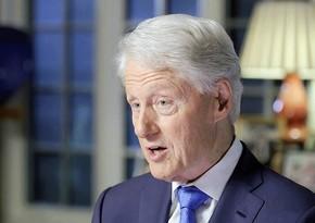 Bill Klinton daha bir gün xəstəxanada qalacaq