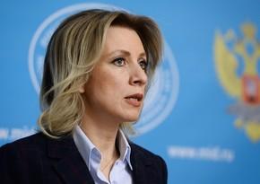 Rusiya XİN: Azərbaycan-Ermənistan sərhədinin delimitasiyasına dair danışıqların başlayacağına ümidvarıq