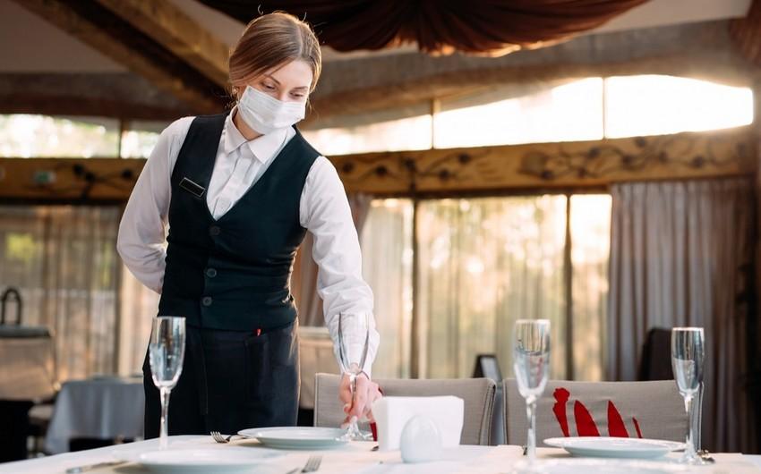 Bakıda karantin rejimini pozan restoran aşkar edilib