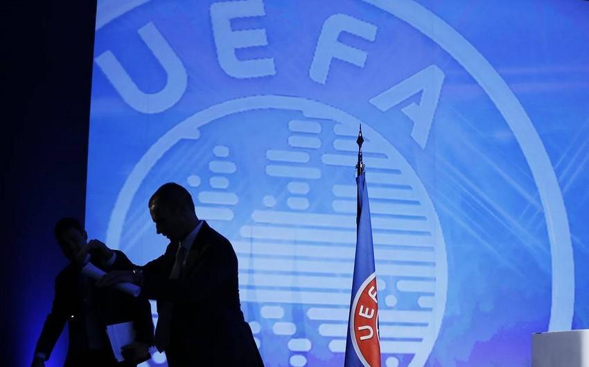 Команды России и Косова будут разводиться в турнирах под эгидой УЕФА