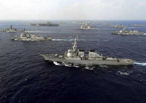 US maintains navy in Asia in case of aggression against Taiwan