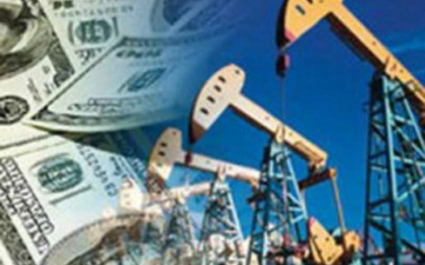 Dünya bazarında neftin bahalaşması davam edir