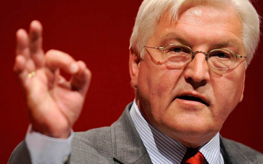Steinmeier officially presented as presidential candidate in Germany