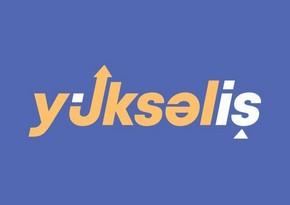 """""""Yüksəliş"""" müsabiqəsi Hikmət Hacıyevin təqdimatında vebinar təşkil edib"""