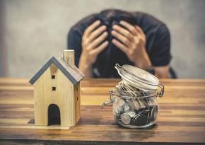 Azərbaycanda problemli kreditlər 6 % azalıb