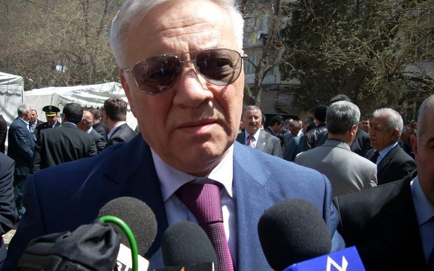 Azərbaycan Dövlət Neft Akademiyasının rektoru vəfat edib