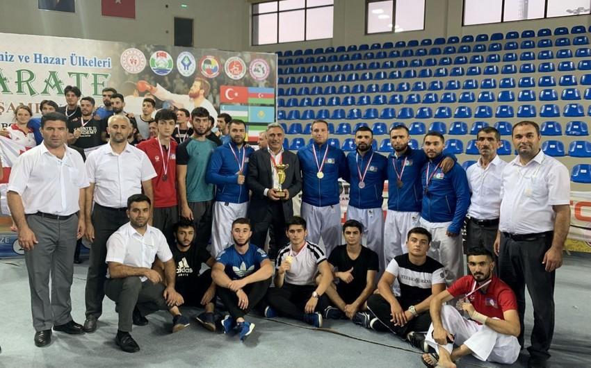 Azərbaycanın karate yığması Türkiyədə ikinci olub