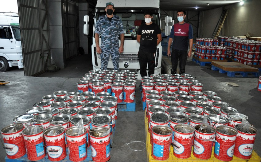 Səfər Mehdiyev: Biləsuvar gömrük postunda 527 kq heroin aşkar edilib